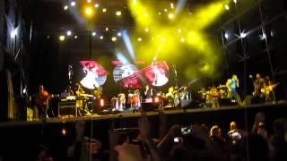 Calle 13 Frontera 2014