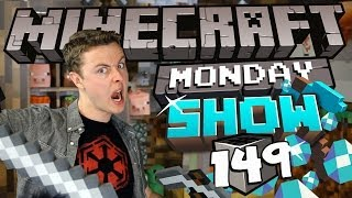 The Minecraft Show - Server CHAOS! Conventions&Charity - Minecraft Monday Show #149