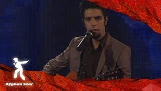 Arash Barez sings Karimi Rahimi from Wahid Qasemi