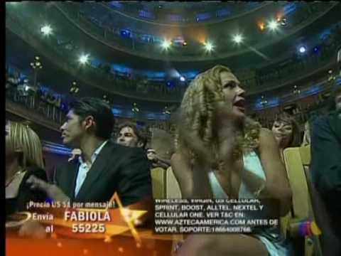 Fabiola - Por ti Volare - El Gran Desafio de Estrella 2009