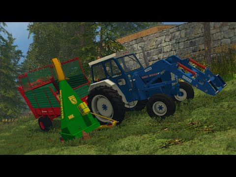 SouthWest Norway Map V Modhubus - Norway map farming simulator 2015