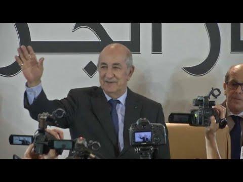 Αλγερία: Νέος πρόεδρος, ίδιες διαδηλώσεις