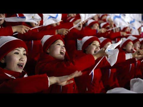 Pyeongchang: Kims Jubelfrauen rocken Olympia