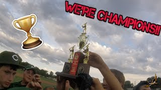 Did we win the championship?! This Vlog is pretty much school history for hilltonia. Its been 20+ years since this school has even made it close to a championship of any kind. Pretty much in this vlog Im chilling with my friends and goofing around. So i hope you guys enjoy the vlog.MY NEW SONG:https://www.youtube.com/watch?v=ei-SgpW27JE