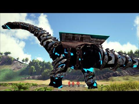 ARK SURVIVAL EVOLVED #81: Brontosaurus khổng lồ và nghĩa địa khủng long - Thời lượng: 52:04.