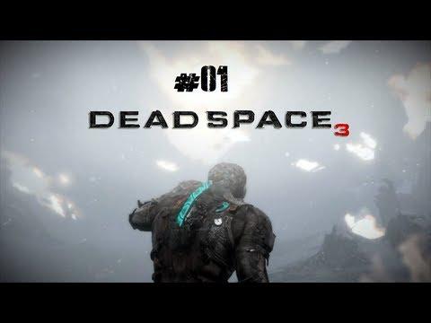 Let's Play Together Dead Space 3 #01 - Eisige Welten (German/HD)