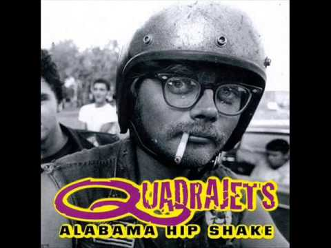 THE QUADRAJETS - bad motherfucking bitch