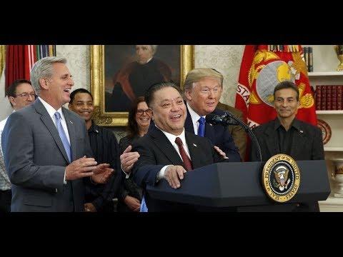 Trump blocks Broadcom's $142bn hostile bid for Qualcomm