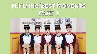Video N.Flying's Best Moments (part 1) MP3, 3GP, MP4, WEBM, AVI, FLV Juli 2018
