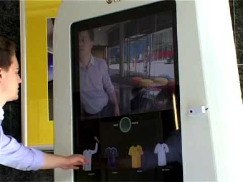 CBS Outdoor – Augmented Reality, Touchscreen Technology & Social Media Integration
