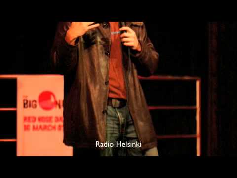 Radio Helsinki Interview of Yannis Pappas
