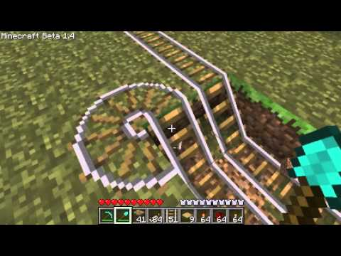 MINECART ELECTRONIC TRIGGER TUTORIAL - The