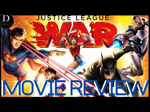 Justice League: War | MOVIE REVIEW