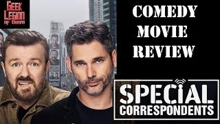 Nonton SPECIAL CORRESPONDENTS ( 2016 Ricky Gervais )  Comedy Movie Review Film Subtitle Indonesia Streaming Movie Download