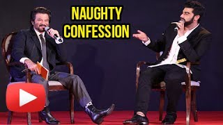 Anil Kapoor made some really interesting naughty confessions from his childhood about dating girls. Watch the video.Report By: Neha Antani.Edited By: Advait Pansare.Cameraman: Deepak Prajapati.Subscribe now and watch for more of Bollywood Entertainment Videos at http://www.youtube.com/subscription_center?add_user=bollywoodnowRegular Facebook Updates https://www.facebook.com/bollywoodnow.  Twitter Updates https://twitter.com/bollywoodnow  Follow us on Pinterest: https://pinterest.com/bollywoodnow  Follow us on Google+ : https://plus.google.com/+bollywoodnow