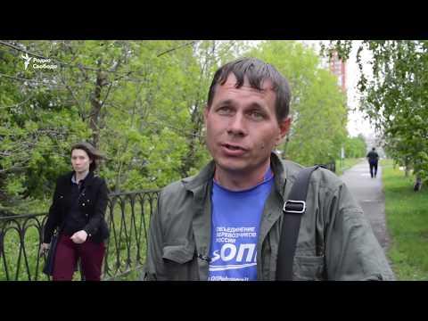 Задержание дальнобойщиков на МКАДе - DomaVideo.Ru