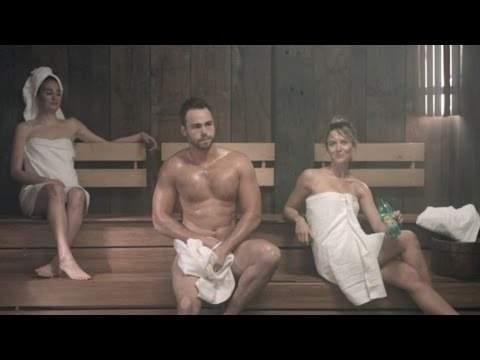 Video The Sauna (Video 1) | Lipton Ice Tea | #CoolAsACucumber download in MP3, 3GP, MP4, WEBM, AVI, FLV January 2017