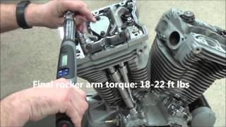 5. TC88 Series: 21 How to install Harley rocker boxes & gaskets. BONUS: How to bleed down lifters