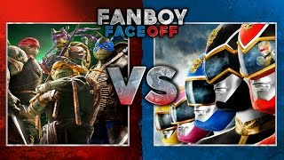 Nonton Teenage Mutant Ninja Turtles vs Power Rangers: Fanboy Faceoff Film Subtitle Indonesia Streaming Movie Download
