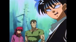 Yu Yu Hakusho - Episode 7 - Part 1/6 - [HD 720p]