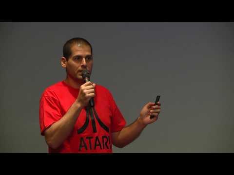 Robotish, Language of the Future | Ami Dror | TEDxCaohejingParkSalon