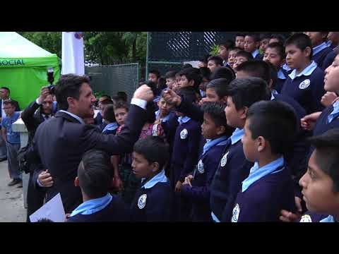 Acto Cívico en honor a República Dominicana