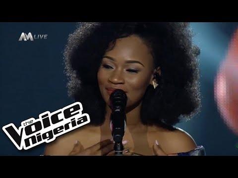 "J'Dess - ""Love On The Brain""/ Live Show/ The Voice Nigeria Season 2"