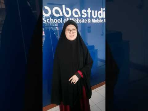 Nadhila Karmina Memiliki Usaha Handicraft Dr Bekasi Mengikuti Kursus Web Master Platinum