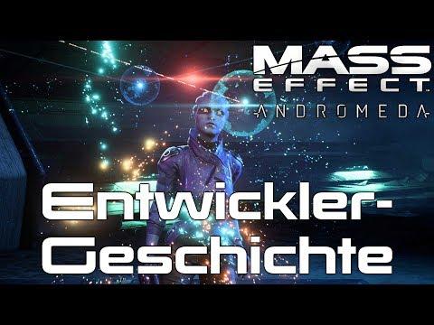 Die Story hinter der Mass Effect Andromeda Entwicklung - Wieso alles schief ging