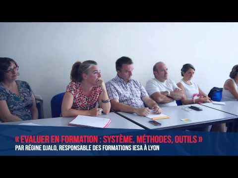 CCI formation Lyon : Convention Formateurs 2015