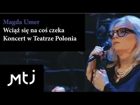 Tekst piosenki Magda Umer - Nie oczekuję dziś nikogo po polsku