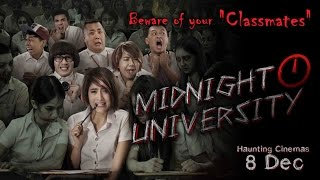 Nonton Midnight University Official Trailer  In Cinemas 8 December  Film Subtitle Indonesia Streaming Movie Download