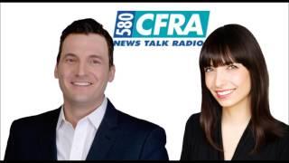 CFRA Ottawa Now with Evan Solomon & Jodie Emery by Pot TV