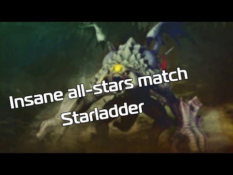 Starladder X All-stars match