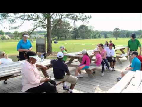 Kids Learn Life Lessons Through a Golf Club