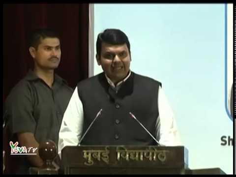 Shri Devendra Fadnavis speech at the launch of three Social Security Schemes in Mumbai