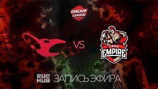 Mousesports vs Empire, DreamLeague Season 7, game 2 [Lex, LightOfHeaven]