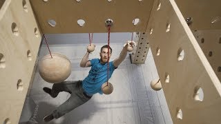 Taking Climbing Training To A New Level by Matt Groom