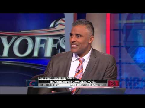 Cleveland Cavaliers vs Toronto Raptors Game 4 Preview May 21, 2016 2016 NBA Playoffs