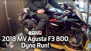 4. 2018 MV Agusta F3 800 - Dyno Run!