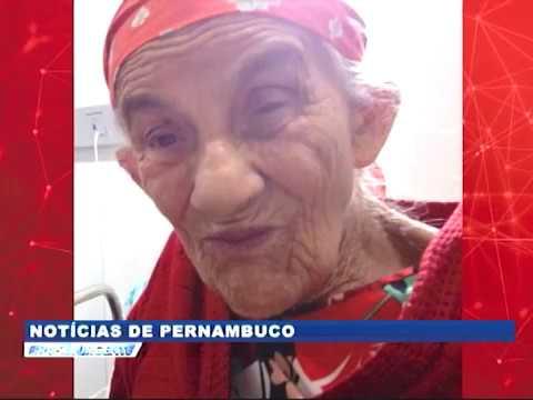[BRASIL URGENTE PE] Família de idosa denuncia negligência do HGV