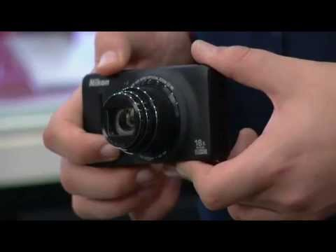 Nikon Coolpix S9200 Compact Digital Camera demonstration