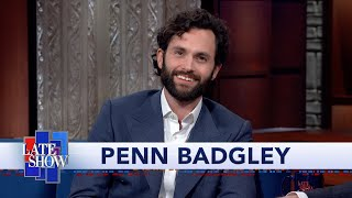 Penn Badgley Can Go From Charming To Creepy Without Changing His Expression