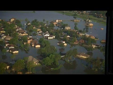 ΗΠΑ: Φόβοι για 50 νεκρούς από τον τυφώνα Χάρβεϊ