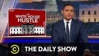 Video The Trump Family's White House Hustle: The Daily Show MP3, 3GP, MP4, WEBM, AVI, FLV April 2019