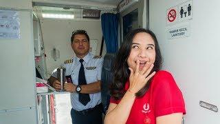 Video Ternyata ini Yang Di Lakukan Pilot Sebelum Terbang | ATR 72-500 MP3, 3GP, MP4, WEBM, AVI, FLV November 2018