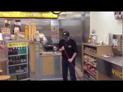 The Conroe, TX Which Wich Harlem Shake