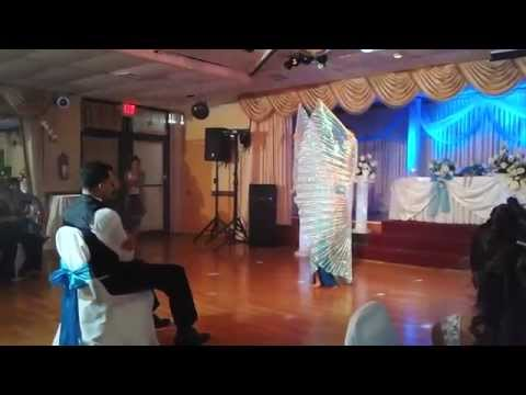 Best wedding performance  Bride  surprise Groom