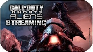 Streaming Aliens Call Of Duty GHOSTS | PokeR988