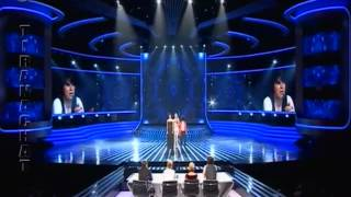 X Factor Albania - Sheila Vs Lirije